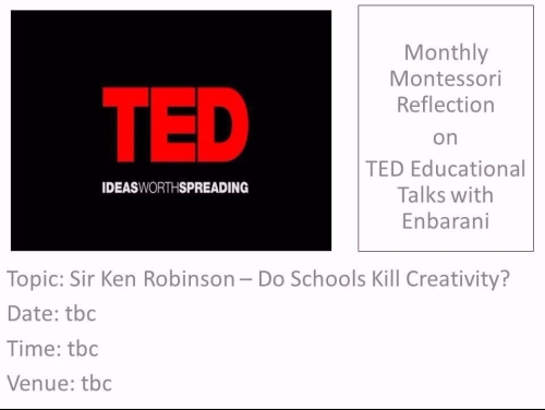 Topic 1 Sir Ken Robinson